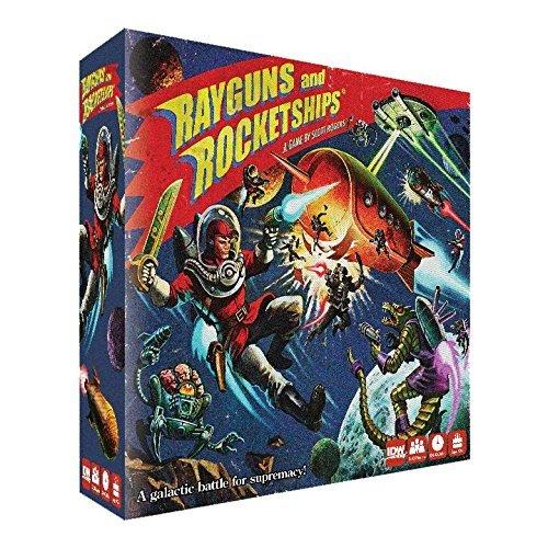 IDW Games Rayguns & Rocketships Miniatures Board Game [並行輸入品] B07SFDJXQ1
