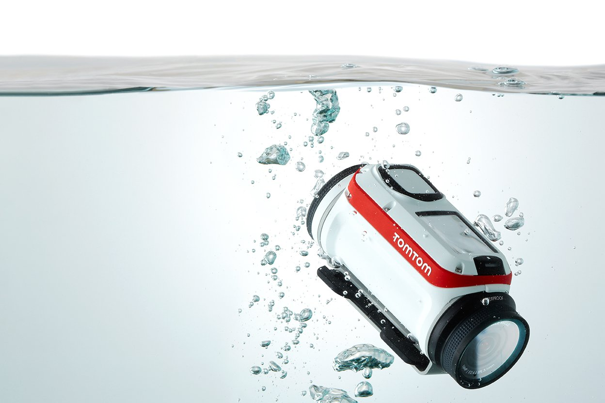 TomTom Dive Lens Cover for Camera