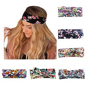 Habi 8 Stk Mehrfarbig Kopfband Haarspange Fliege Schleife Für Damen