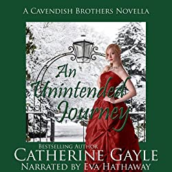 An Unintended Journey: Cavendish Brothers, Novella 1