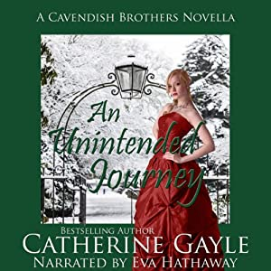 An Unintended Journey: Cavendish Brothers, Novella 1 Audiobook