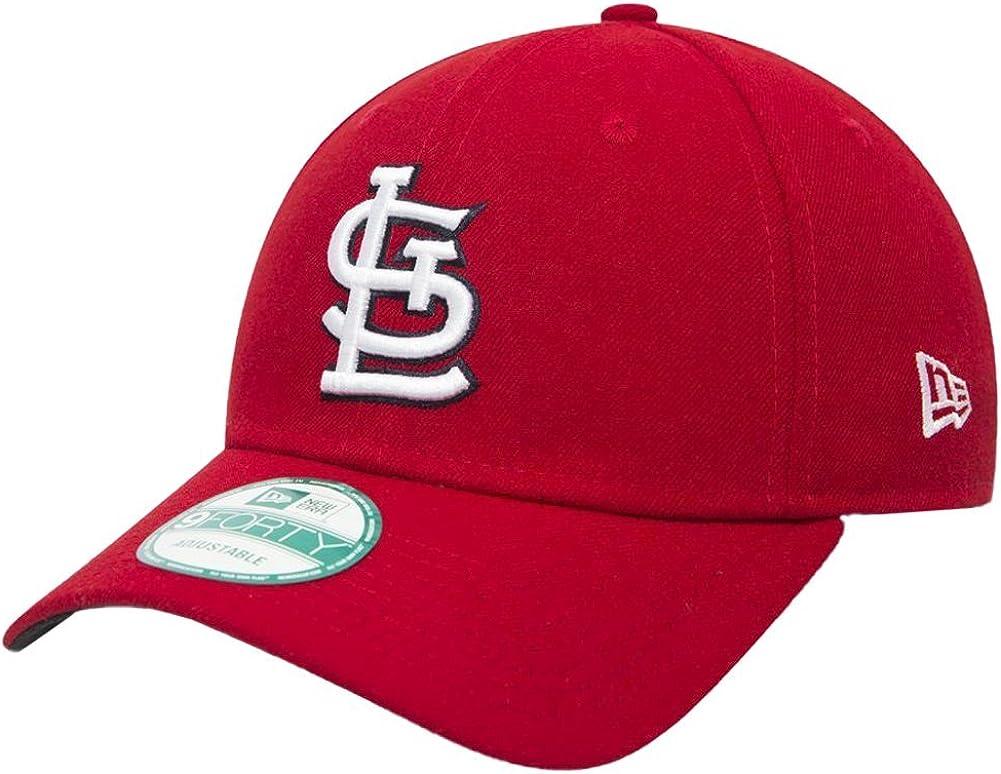 New Era MLB Mens MLB The League 9forty Adjustable Cap