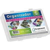 Box Organizador G, Incolor, Paramount