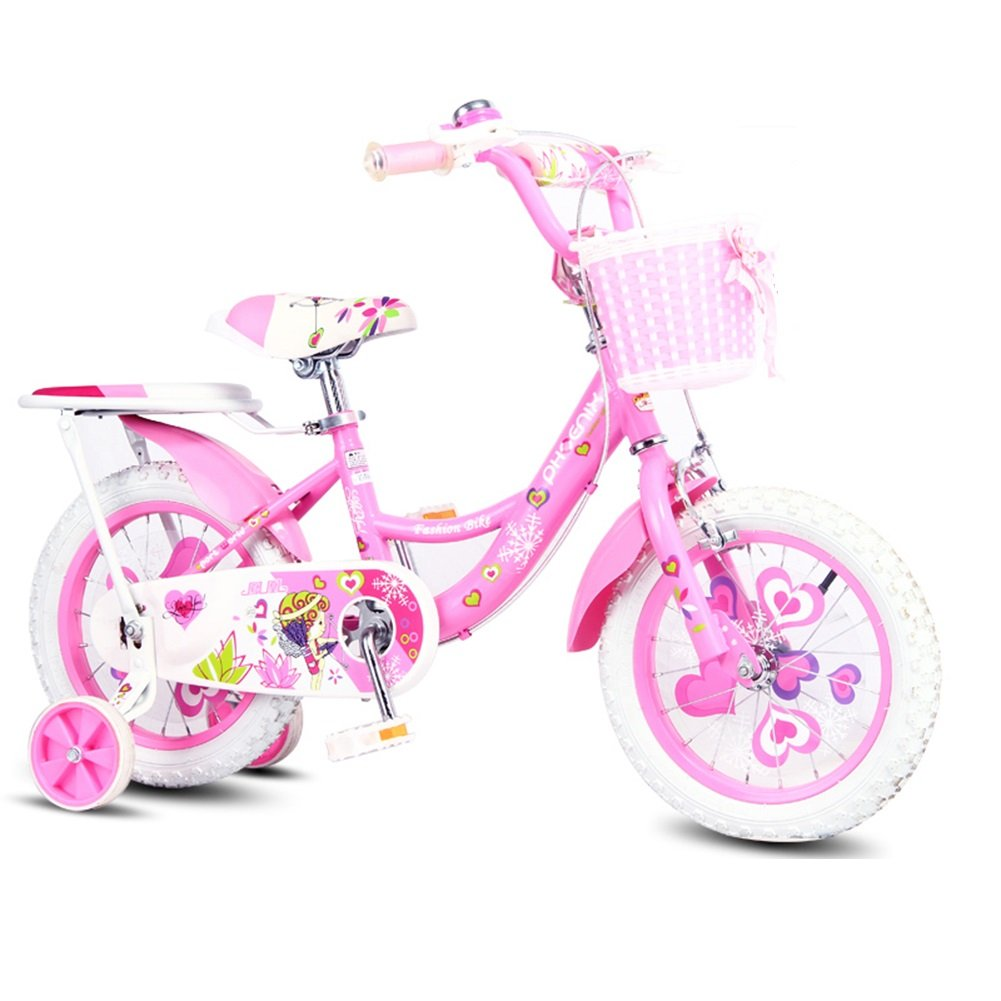 XQ ピック子供用自転車子供用自転車313歳のための取り外し可能なスタビライザー付きダッシュバックシート付き 子ども用自転車 ( サイズ さいず : Length-125cm ) B07CBZ3C6BLength-125cm