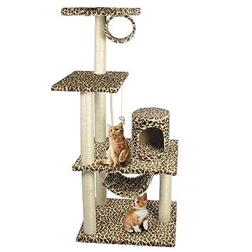 Cat Supplies Sisal & Fur Cat Post Scratcher With The Best Service
