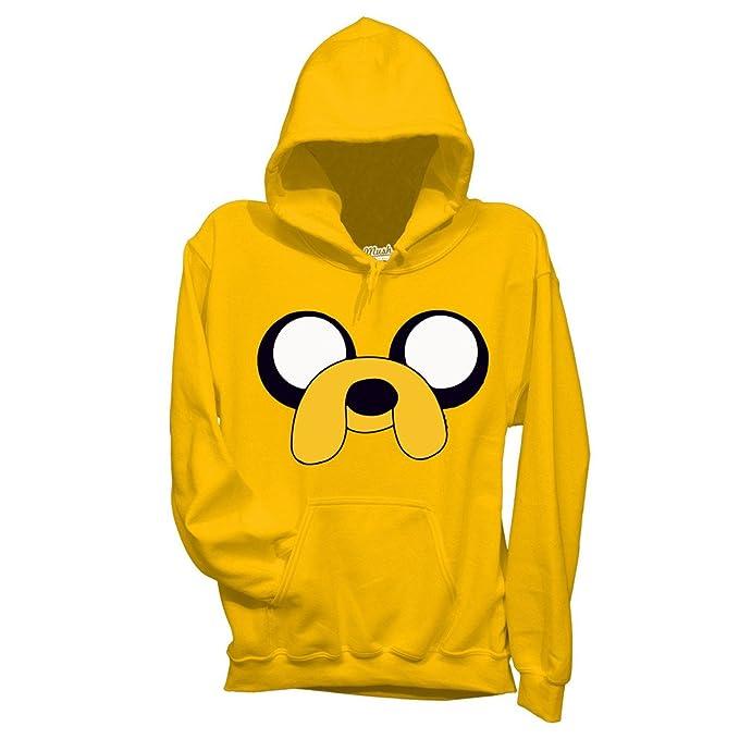 Style Felpa Dress Jake By Your Mush Cartoon Time Adventure vI7yYbfg6