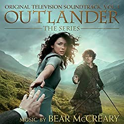 BEAR MCCREARY - OFFICIAL TELEVISION SOUNDTRACK: VOL 1 OUTLANDER THE SERIES - CD
