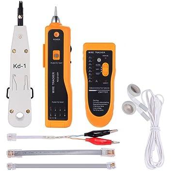 uphere Test Kabel RJ45 RJ11 LAN Ethernet, Bewegungsmelder ...