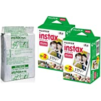 $36 » Fujifilm Instax Mini Instant Film, 10 Sheets×5 Pack(Total 50 Shoots) [Bulk Packaging]