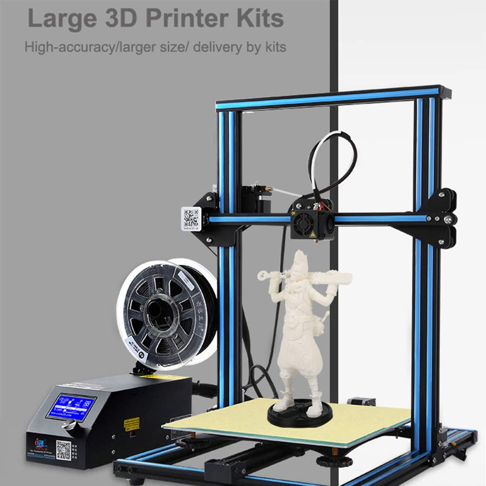 Creality CR-10S - Kit de impresora 3D (300 x 300 x 400 mm, doble ...