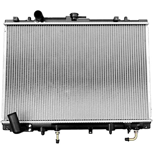 ECCPP New Aluminum Radiator 2278 fits for 1997-2003 Mitsubishi Montero Sport LS 1 In Thickness with warranty