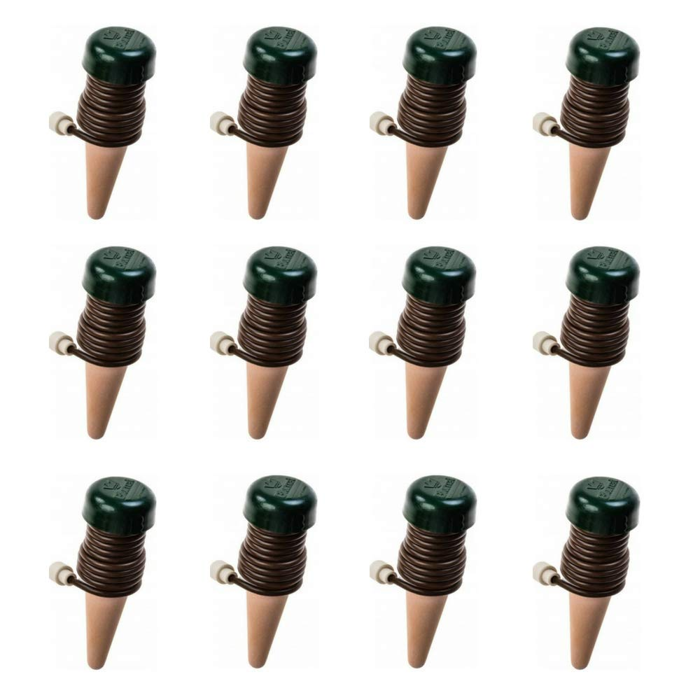 Blumat Classic (Jr.) Automatic Plant Watering Stakes (12 Pack)