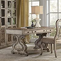 Hooker Furniture Chatelet Trestle Writing Desk