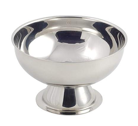 Metaltex 185336 - Copa para helado de acero inoxidable, 11.8 ...