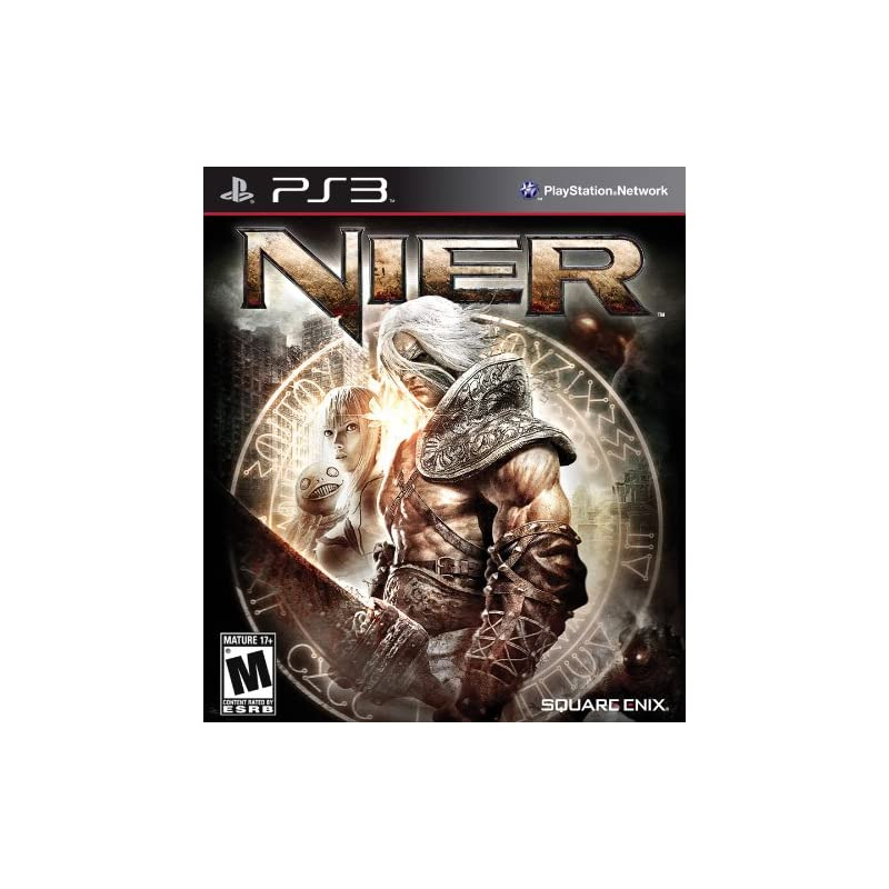 NieR - Playstation 3 - 2019 reviews - Whydis