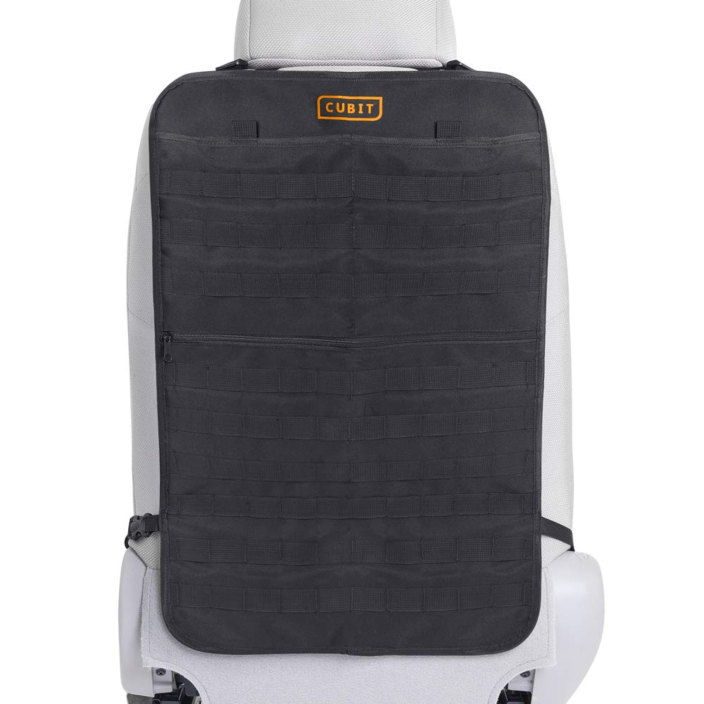 BDK CSC-100 Cubit Organizer /& Protector-Convenient Compatible-Waterproof with Pockets /& MOLLE Accessories Seat Back Organizer
