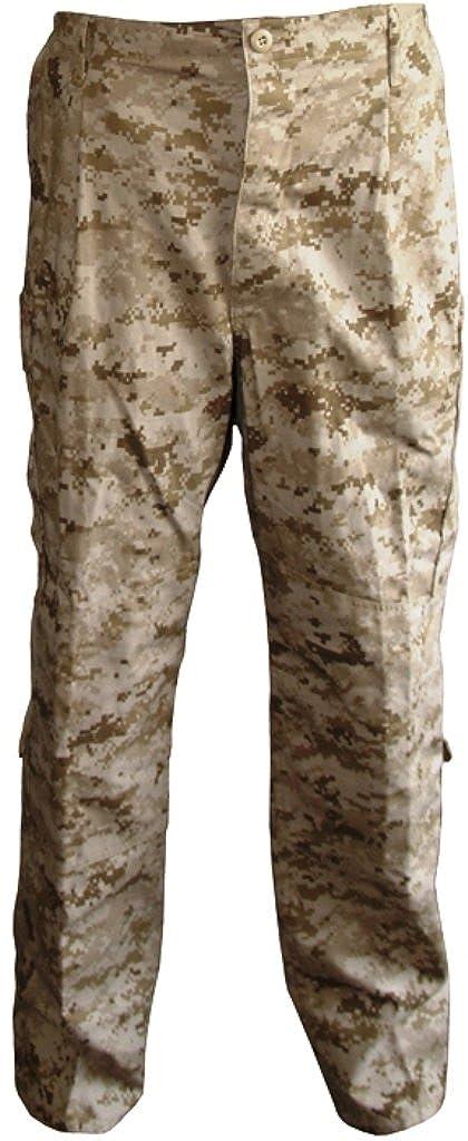 91ea16706232 Amazon.com  GI USMC FROG Flame Resistant Pants Marpat Desert Digital (Small  long)  Clothing
