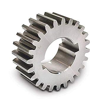 8 Pitch 72 Teeth 1.375 Bore Boston Gear GH72A Spoke Change Gear 14.5 Degree Pressure Angle Cast Iron