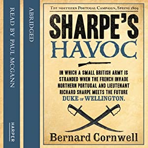 Sharpe's Havoc Audiobook