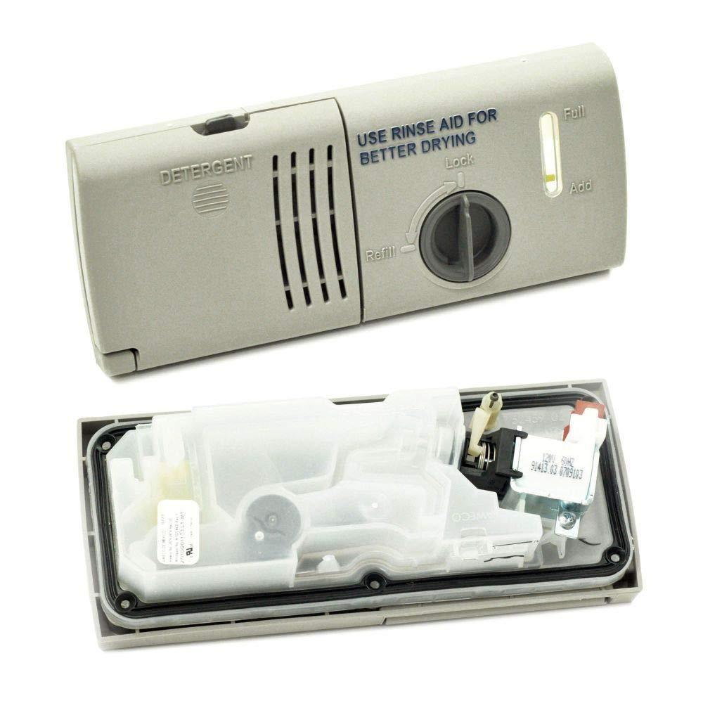 Genuine OEM Whirlpool W10224430 Dispenser for Dishwasher WPW10224430 PS2363020