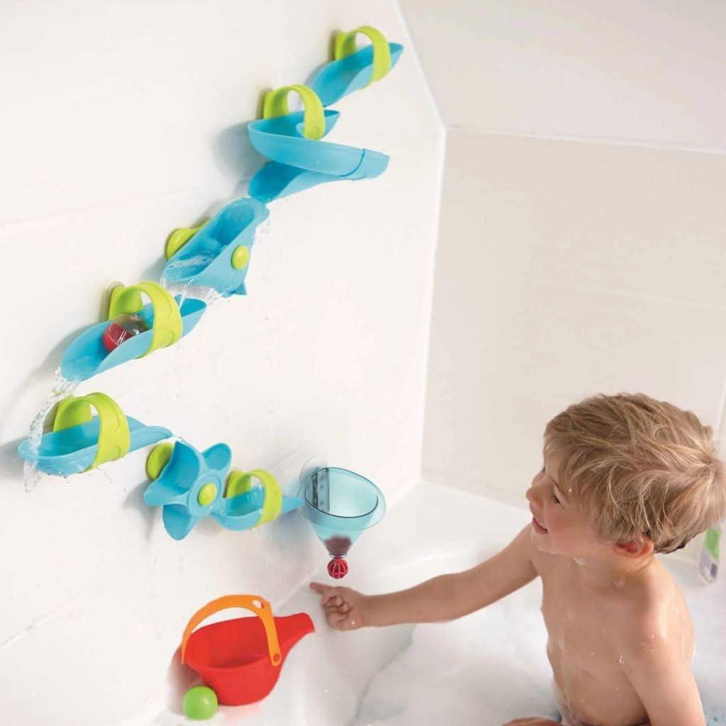 HABA-302824 Pista de Bolas para el baño – Gran Laberinto de Agua. (302824): Amazon.es: Juguetes y juegos