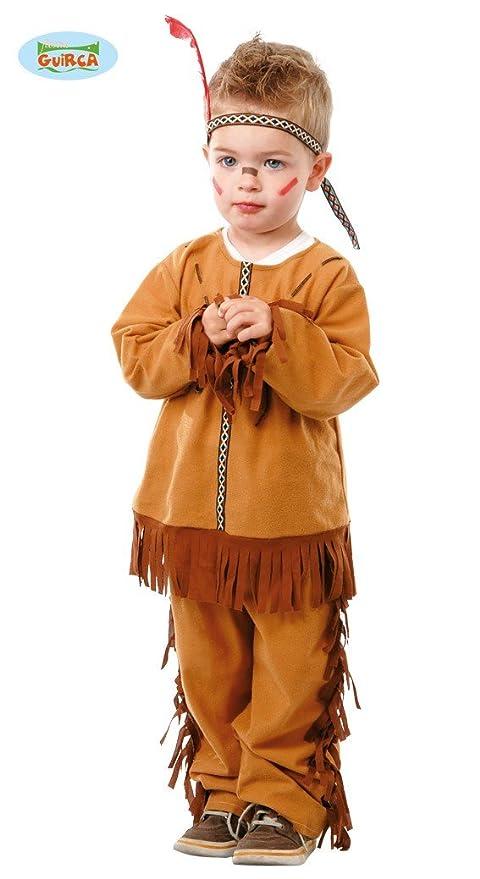 Disfraz de indio para bebé: Amazon.es: Hogar