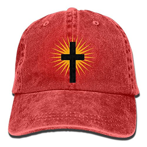 1bcfa11cc86c3 WAZH New Baseball Caps Christian Jesus Cross Sun Cowboys Style Visor Hip  Hop Dad Hat