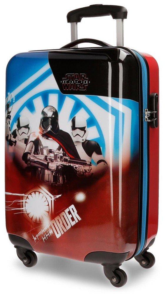 The Last Jedi Kindergepäck, 55 cm, 35 liters, Mehrfarbig (Multicolor) 4221761