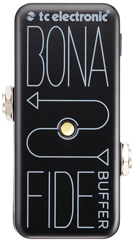 TC Electronic BonaFide Buffer Guitar Signal Path Effect
