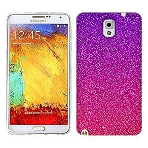AIYAYA Samsung Case Designs Ombre Glitter Trend Mix Gel Back Case Cover for Samsung Galaxy Note 3 N9000 N9002 N9005