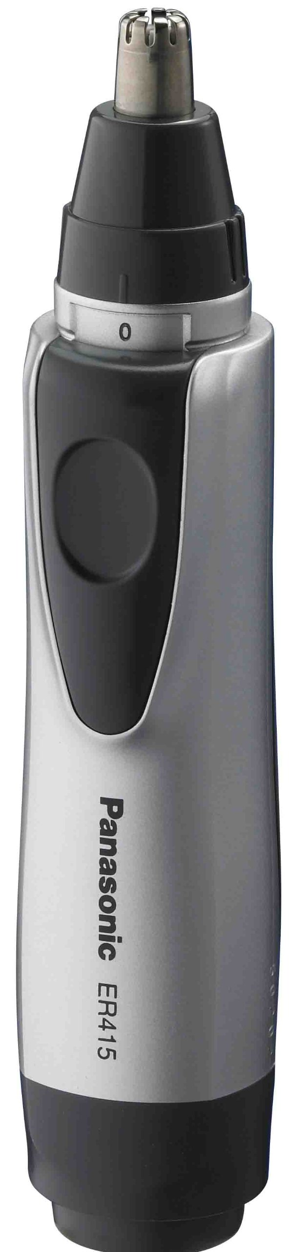Panasonic Ear and Nose Trimmer, Wet/Dry Convenient, ER415SC