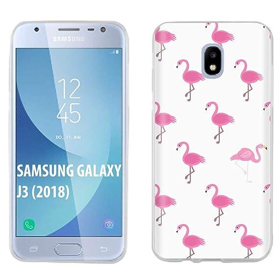brand new 34f3b 929ae Amazon.com: [Mobiflare] Samsung Galaxy J3 2018/Amp Prime 3/Express ...