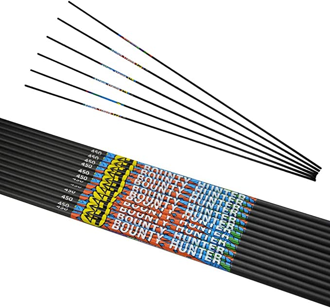 MILAEM 30 Inch 4.2 mm Pure Carbon Arrow Shaft Spine 600 Carbon Shaft Tube Raw Shaft DIY Archery