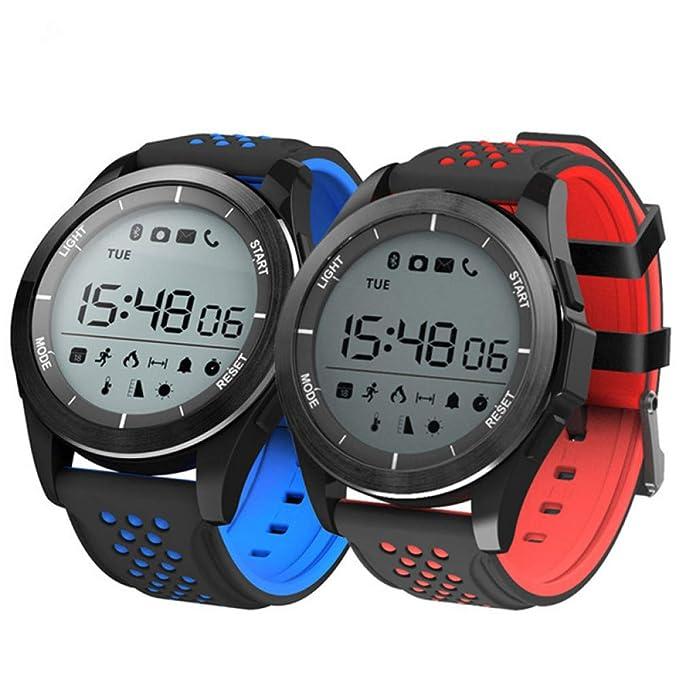 Wolfsay Brazalete Deportivo Smart Watch F3 IP68 Impermeable ...