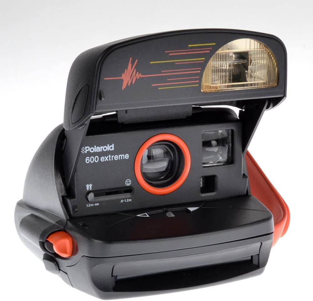 Polaroid 600 Extreme Sucherkamera Sofortbild Kamera Kamera
