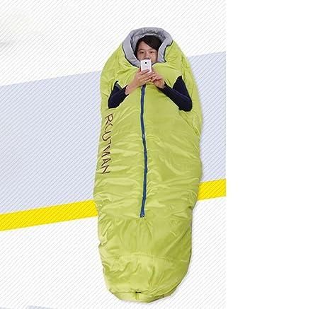 Saco de Dormir Adulto Duro de Invierno de Doble Bolsa de Dormir Saco de Dormir de