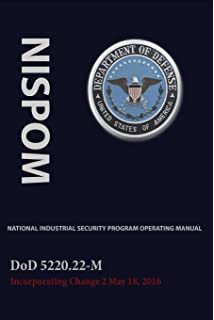 Bol. Com | national industrial security program operating manual.