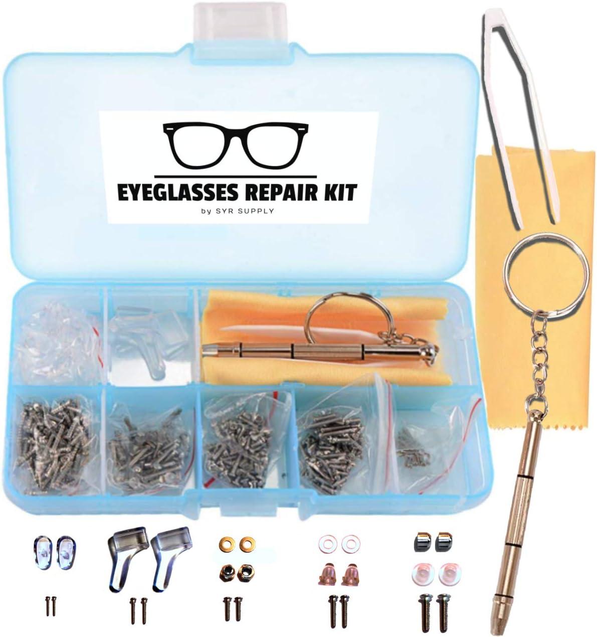 Winzig Uhren Schrauben Für Kleine Mikro Brillen Reparaturset Zubehör Lot Neu