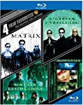 4 Film Favorites: The Matrix Collection  [Blu-ray] [Importado]