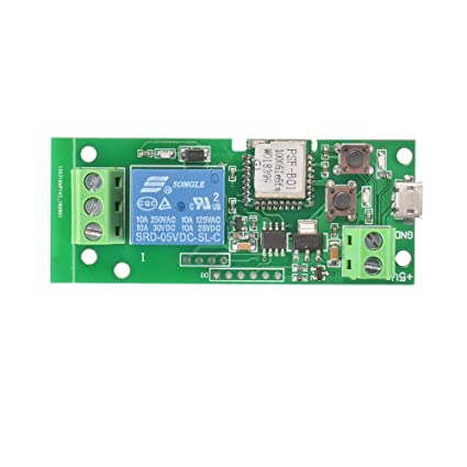 XCSOURCE Sonoff DC5V WiFi Switch Wireless Relay Module Control