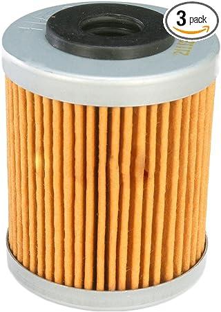 Hiflofiltro HF565 Premium Oil Filter