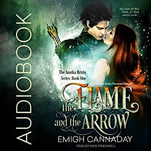 The Flame and the Arrow Audiobook