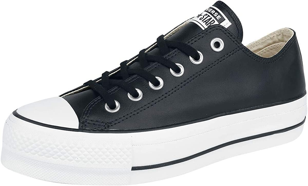 Converse Women S Chuck Taylor All Star Lift Clean Sneaker Fashion Sneakers