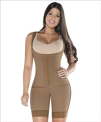 Fajas Colombianas Post Surgery Shapewear Full Body Shaper Firm Control Plus Size