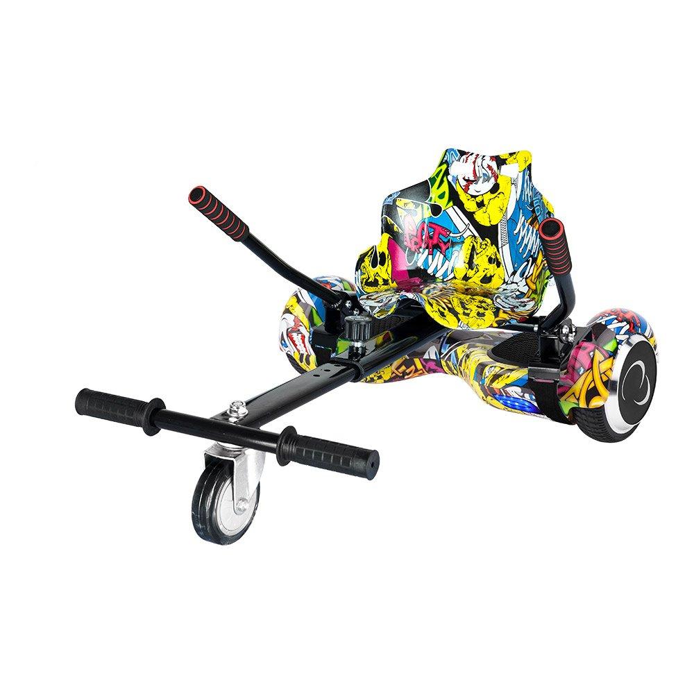 Comprar Pack SmartGyro X2 UL M?s Go Kart Street - Patinete El?ctrico + Kart (Ruedas de 6.5