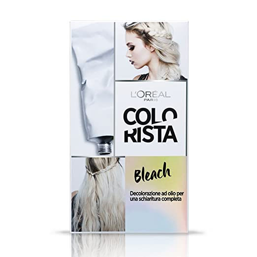 52 opinioni per L'Oréal Paris Colorista Bleach, Decolorazione ad Olio per una Schiaritura