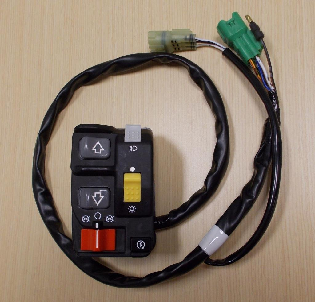 1998 2004 Honda Trx 450 Trx450 Foreman Electric Shift Trx450es Wiring Diagram Start Kill Light Switch Automotive