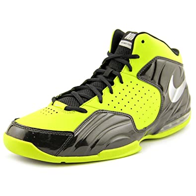 online retailer b1c98 e6621 Nike Mens Air Max Posterize SL Atomic Green Silver Black 525744 300  Basketball (Mens 11