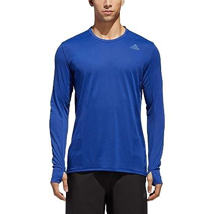 adidas Supernova Camiseta, Hombre, Azul (tinmis), S