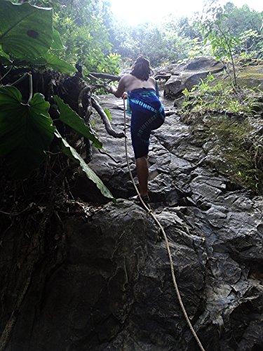 Home Comforts Laminated Poster Climb Rock Climbing Woman Rocks Hike Tropical Poster Print 11 x 17